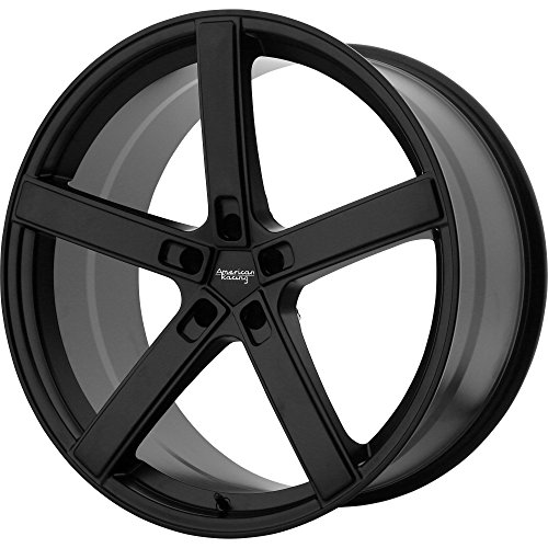 American Racing AR920 Blockhead 22×10.5 5×120 +40mm Satin Black Wheel Rim