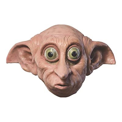 Harry Potter Dobby Child's 3/4 Vinyl Mask: Toys & Games