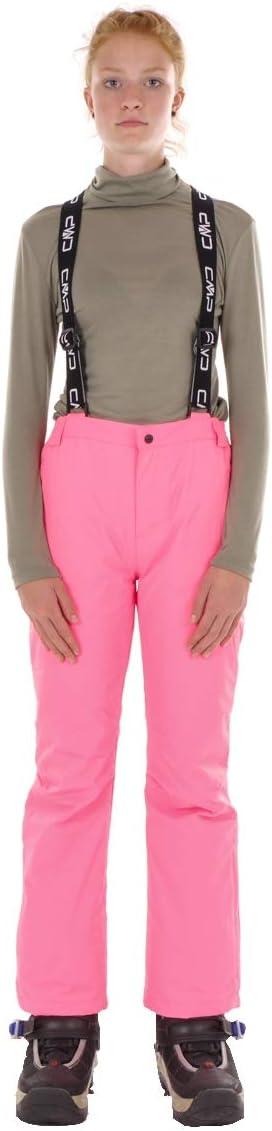 CMP Jungen Skihose Salopette pink 176 315