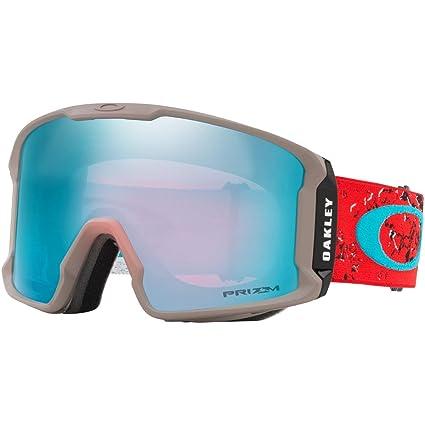97ac5eac17835 Amazon.com   Oakley Line Miner Snow Goggle