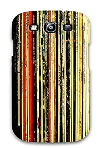 Vinyl Phone Case For Galaxy S3