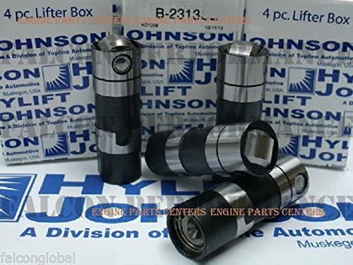 - Harley Twin Cam Tappets Lifters USA-made genuine Hylift JOHNSON 1999-up set/4 (std)
