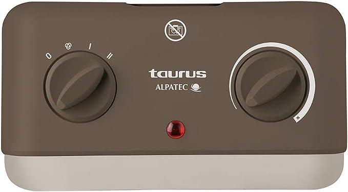 Taurus Tropicano 2001S Calefactor compacto, termoventilador, 2 ...