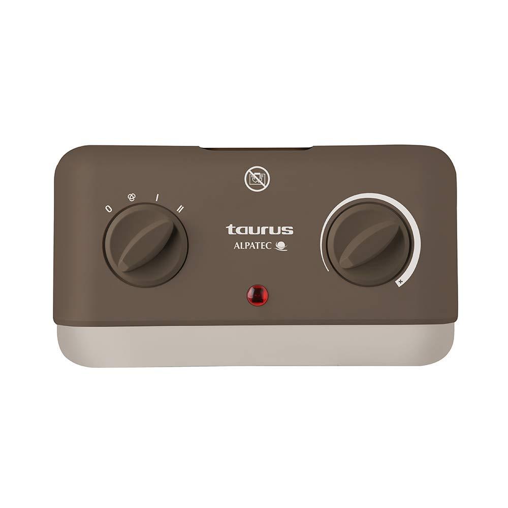 Taurus Tropicano S2001 Calefactor Con 2 Velocidades De Calor Multicolor: Amazon.es: Hogar