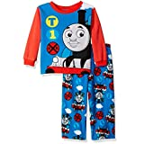 Hit Entertainment Thomas and Friends Boys Fleece Pajamas (Infant/Baby/Toddler/Little Kid)