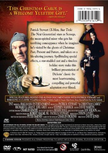 amazoncom a christmas carol patrick stewart joel grey richard grant david jones movies tv - A Christmas Carol Movie 1999