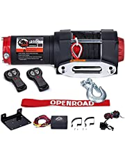 OPENROAD 3500lbs Electric Winch ATV