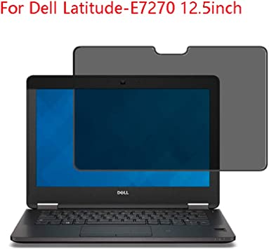 for Dell Latitude 7280 12.5inch Laptop Screen Privacy Anti-Blue Light Protection Vision