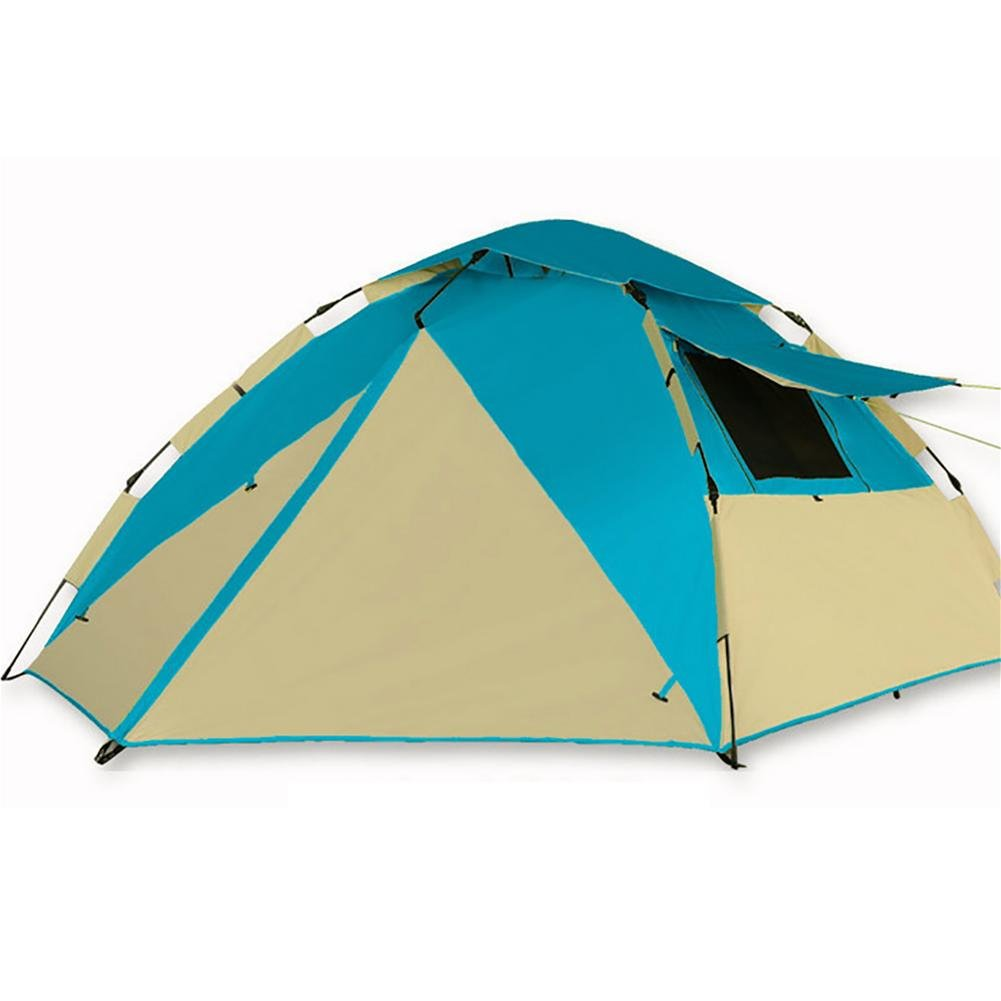 Miao Outdoor Camping/Strand/Bergsteigen Wasserdicht 3–4 Personen Automatische Zelte
