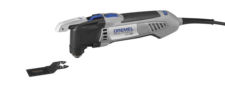 Dremel MM30 2.5-Amp Multi-Max Oscillating Tool Kit w/Accessories (Certified Refurbished) by Dremel (Image #6)