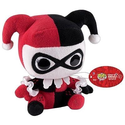 Funko POP Plush Regular Heroes Harley Quinn Toy Figure: Funko Pop! Plush Regular:: Toys & Games