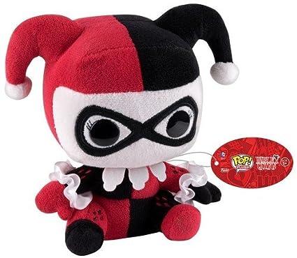 Amazon Com Funko Pop Plush Regular Heroes Harley Quinn Toy Figure