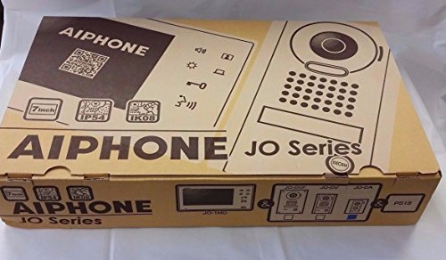 - Aiphone Corporation JOS-1A Box Set for JO Series, Hands-Free Video Intercom