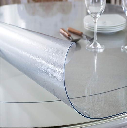 Fuerte Transparente Transparente Paño de Mesa de PVC 丨 Mantel de ...