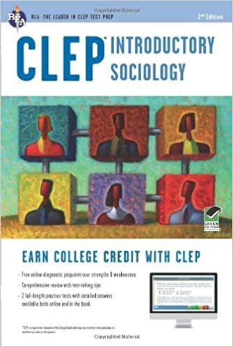 CLEP® Introductory Sociology Book + Online (CLEP Test Preparation) by Egelman, William (December 17, 2012) Second Edition, Revised