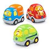 VTech Go Smart Wheels Everyday Vehicles 3-Pack