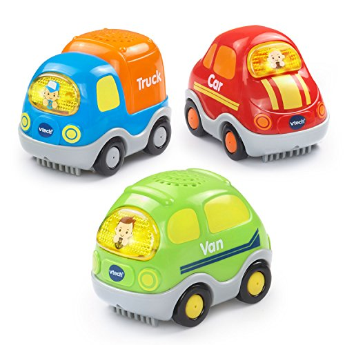VTech Go! Go! Smart Wheels Everyday Vehicles 3-Pack Only $14.75 (Was $29.97)