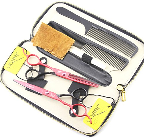 Professional Hairdresser Cutting Thinning Leather product image