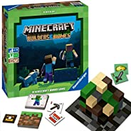 Ravensburger Minecraft: Builders & Biomes Strategy Board Game Ages 10