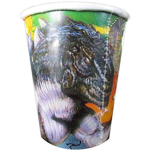 Godzilla Vintage 1998 9oz Paper Cups (8ct)