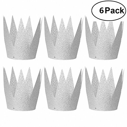 Crown Design Style Paper Vine Lace Cup Cake Wrappers Party Birthday Decoration As Pic ()