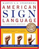 American Sign Language Dictionary Unabridged, Martin L. Sternberg, 0062716085