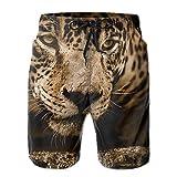 HomeKing Jaguar Art Cool Moisture Absorption Surf Pants