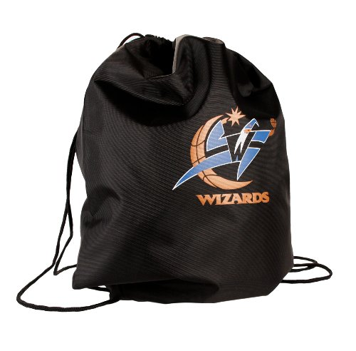 Outerstuff Washington Wizards NBA Drawstring Lightweight Backpack by Outerstuff
