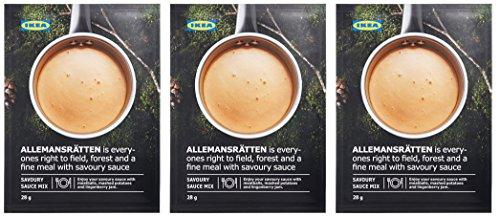 IKEA ALLEMANSRÄTTEN Mix for cream sauce (Pack of ()