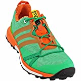 adidas Women's Terrex Agravic Trail Running Shoes Core Green/Black/Easy Orange – Review