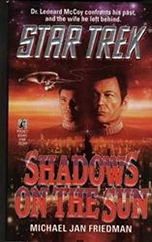 book cover of Shadows on the Sun