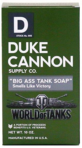 Duke Cannon Men's Brick Soap
