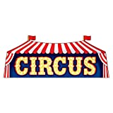 Beistle Circus Sign, Multicolored
