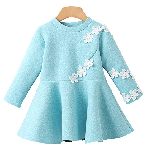 ozkiz-girls-skyblue-long-sleeve-dress-cosmos-6t