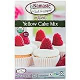 Namaste Foods Organic Yellow Cake, 12 Ounce