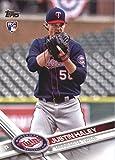 Baseball MLB 2017 Topps Update #US161 Justin Haley #US161 NM Near Mint RC Rookie Twins