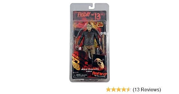 Amazon.com: NECA Friday the 13th Series 2 Action Figure ...