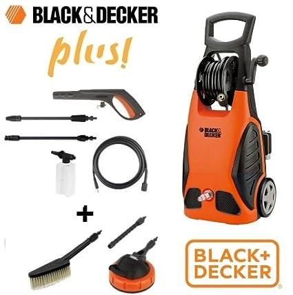 Black & Decker PW 1700 SPL (Código 3489) reiniger1700 W de alta presión,