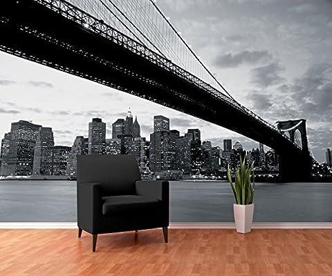 1Wall New York Manhattan Bridge Wall Mural