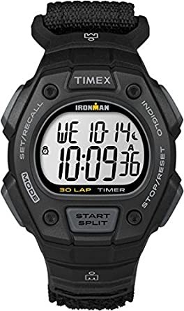 timex men s watch timex ironman 30 ® ® classic nylon tw5k90800 timex men s watch timex ironman 30 ® ® classic nylon tw5k90800 digital display