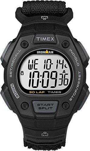 Reloj para Hombre Timex Ironman 30 ® ® Classic Nylon TW5K90800 con Pantalla Digital de Timex: Amazon.es: Relojes