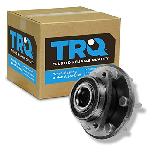 (TRQ Front or Rear Wheel Hub & Bearing for Acadia Enclave Traverse Outlook)