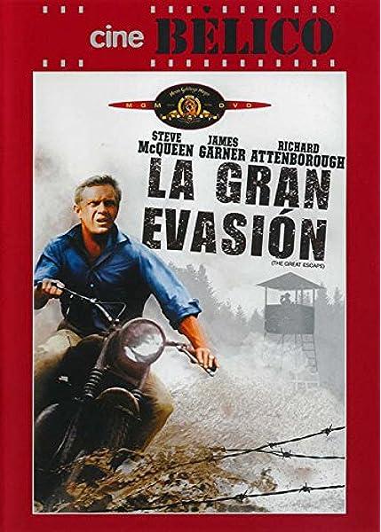 La Gran Evasion (The Great Escape) [DVD]: Amazon.es ...