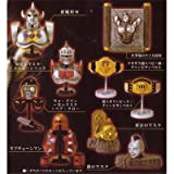 Kinnikuman Muscle tool collection Normal nine set