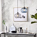 Casamotion Pendant Lighting Handblown Glass Drop