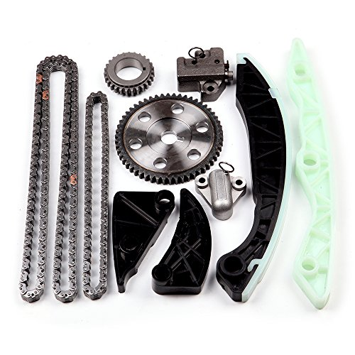OCPTY HJ-41019-CH-2 Timing Chain Kits Fits Timing Chain engin 2006 2007 Hyundai Sonata 2010 2011 2012 2013 Kia Forte Koup 2010 2011 2012 2013 Kia -
