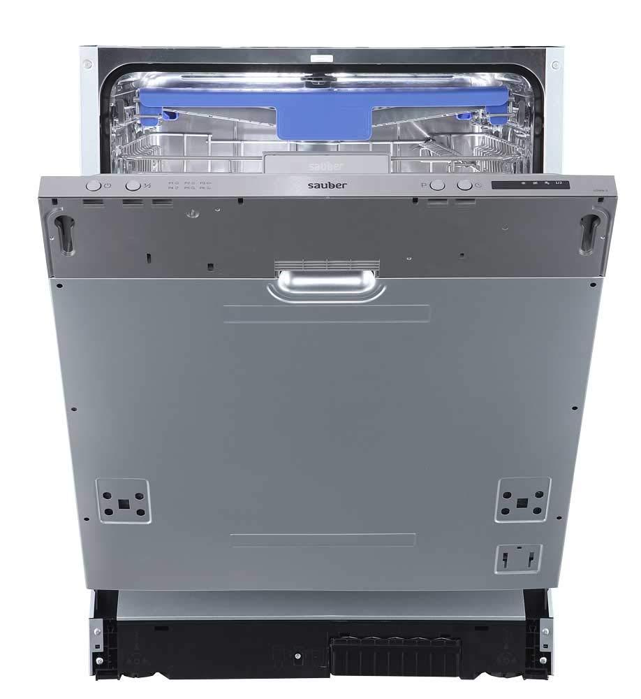 Sauber - Lavavajillas integrable SDWB2 A++ 14 cubiertos - 3ª ...