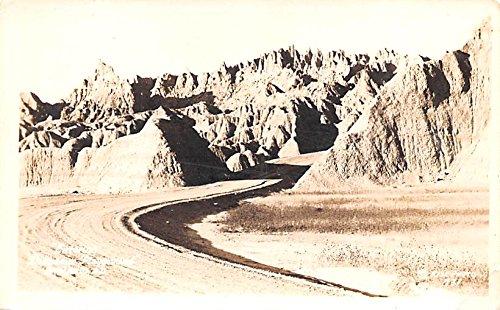 Badlands Postcard - 2