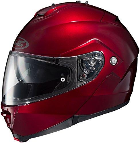 HJC IS-MAX 2 Helmet (Wine, Large) ()