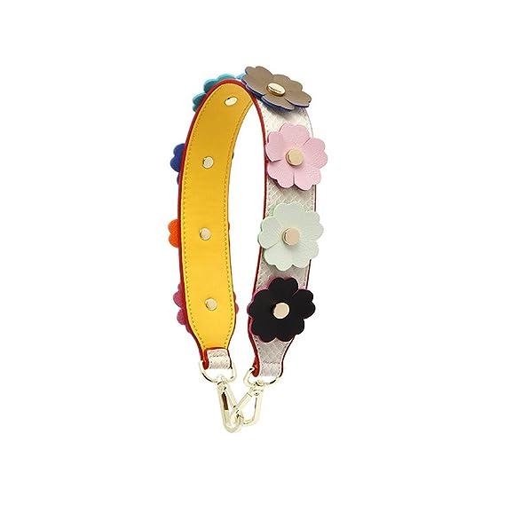 Umily 58cm Anse De Sac À Main Bandoulière Lanière Bretelle Sangle De Rechange Accessoires Shoulder Bag-marron ESkCb